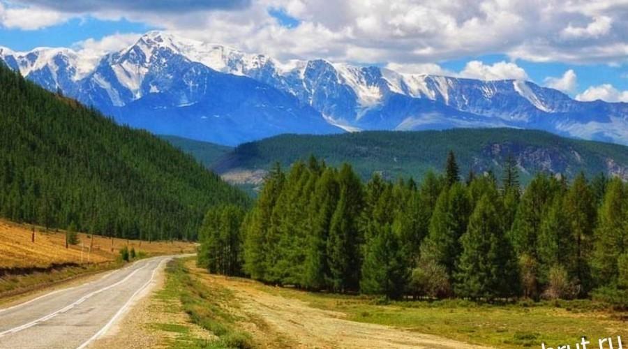 Северо Чуйский хребет