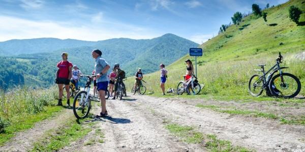 Вело туры по предгорьям Белокурихи