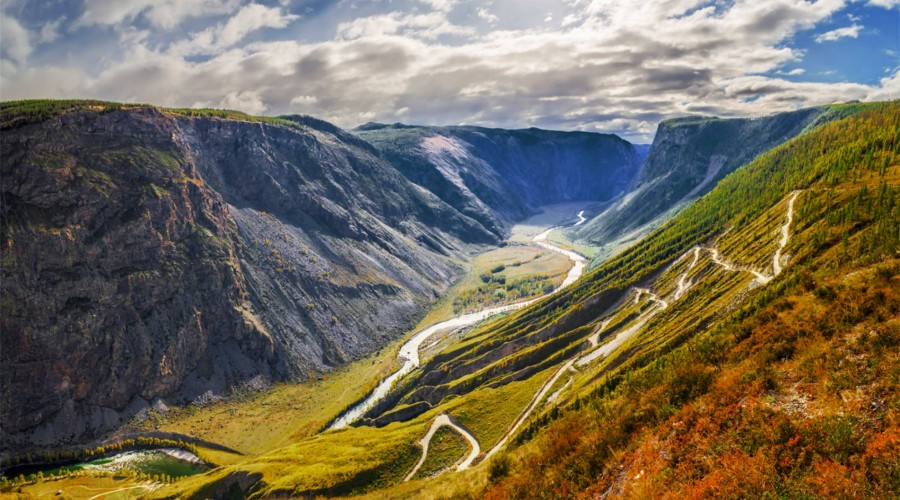 Долина Чулышмана и Кату-Ярык