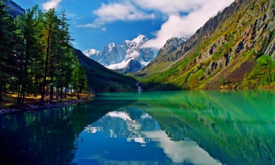 Пешие туры к Шавлинским озерам