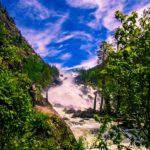 Водопад Учар