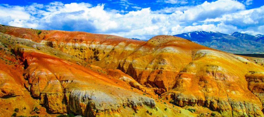 Марсианские горы