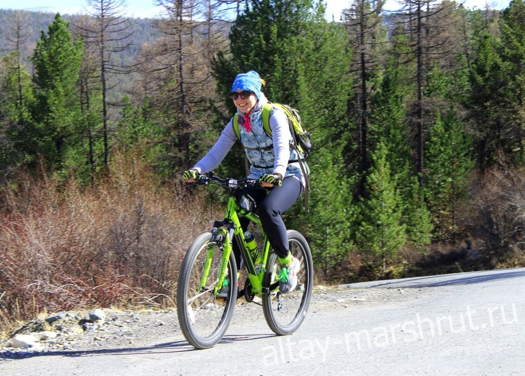 Велотур по Чулышману