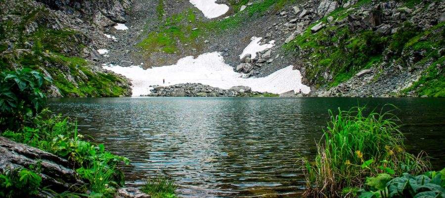 Каракольские озера. Алтай