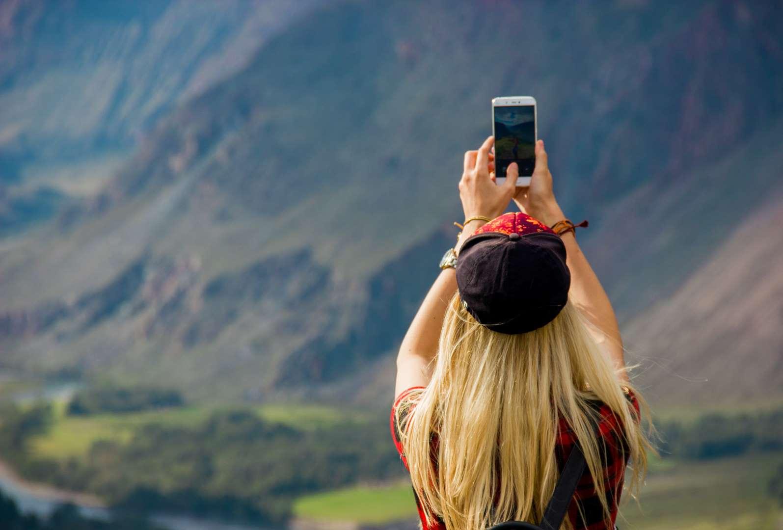 Долина Чулышмана с перевала Кату Ярык
