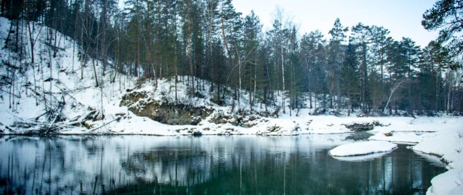 Голубые озера Катуни. Алтай