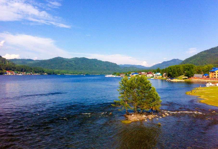 Телецкое озеро. Алтай