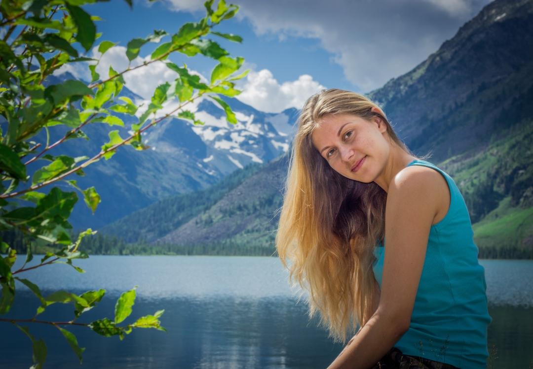 Мультинские озера. Алтай маршрут
