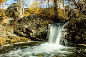 Лечебные воды и водопады